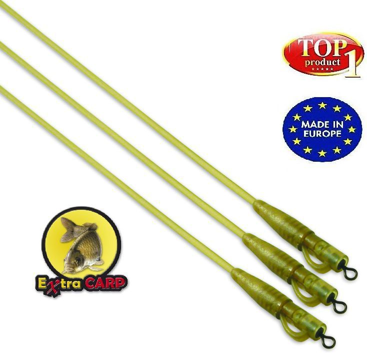 Koncová montáž Extra Carp Safety Bolt Rig with Camo Tubing