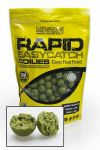 Boilies Mivardi Rapid Easy Catch Česnek & Chilli