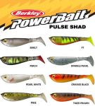 Ripper Berkley PowerBait Pulse Shad 8cm