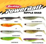 Ripper Berkley PowerBait Ripple Shad 13cm
