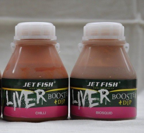 Booster Jet Fish Liver Booster + Dip Biocrab 250ml