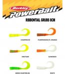 Twister Berkley Powerbait Ribbontail Grub 8cm 15ks