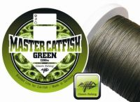 Splétaná šňůra Giants Fishing Master Catfish Green 0,60mm 1200m