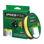 Šňůřa Spiderwire Stealth Smooth12 Hi-Vis žlutá 150m